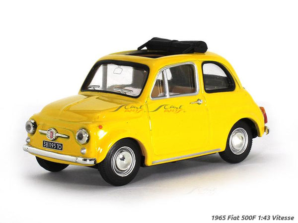 1965 Fiat 500F 1:43 Vitesse diecast Scale Model Car