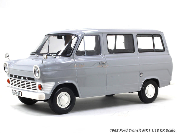 1965 Ford Transit MK1 1:18 KK Scale diecast model car