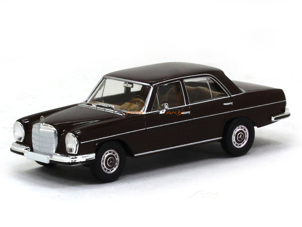 1965 Mercedes-Benz 280 SE W108 brown 1:87 Brekina HO Scale Model car