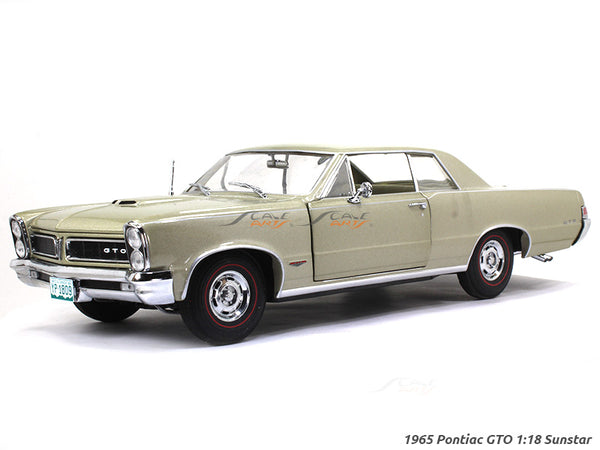 1965 Pontiac GTO 1:18 Sunstar diecast Scale Model car