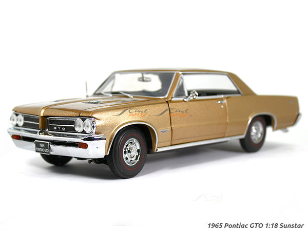 1964 Pontiac GTO 1:18 Sunstar diecast Scale Model car