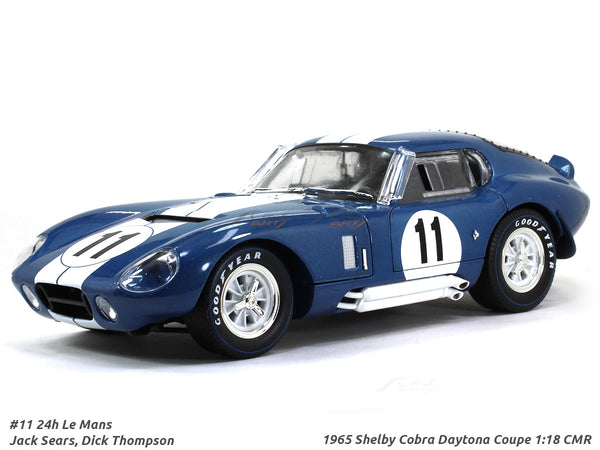 1965 Shelby Cobra Daytona #11 1:18 CMR diecast scale model car