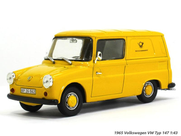 1965 Volkswagen Typ 147 Fridolin 1:43 Atlas diecast Scale Model Car