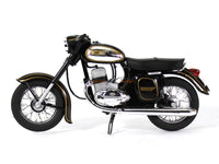 1966 Jawa 350 Automatic black 1:18 Abrex diecast Scale Model Bike