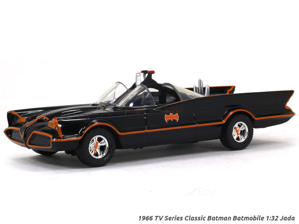 1966 TV Series Classic Batman Batmobile 1:32 Jada diecast Scale Model Car