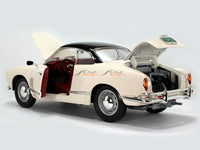 1966 Volkswagen Karmann Ghia 1:18 Road Signature Yatming diecast scale model car
