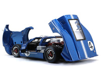 1967 Ford GT40 MK IV #4 1:18 Shelby Collectibles diecast scale model car