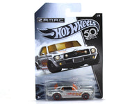 1967 Ford Mustang Coupe Zamac 1:64 Hotwheels diecast Scale Model car