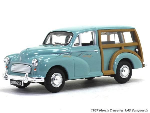 1967 Morris Traveller 1:43 Vanguards diecast Scale Model Car