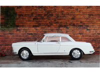 1967 Peugeot 404 Coupe 1:18 Norev diecast scale model car