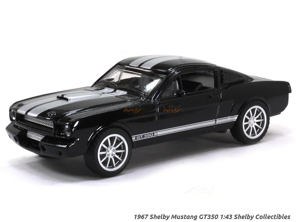 1967 Shelby Mustang GT350 1:43 Shelby Collectibles diecast Scale Model Car