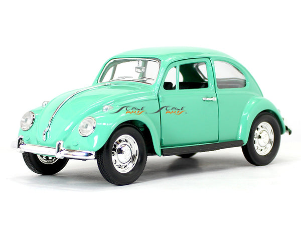 1967 VW Volkswagen Beetle 1:24 Road Signature diecast scale model car