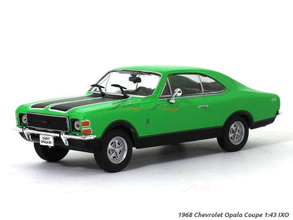 1968 1969 Chevrolet Opala 1 43 Diecast Scale Model Car Scale
