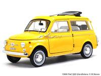 1968 Fiat 500 Giardiniera 1:18 Norev diecast scale model car