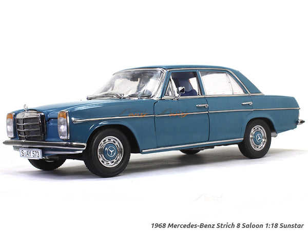1968 Mercedes-Benz Strich 8 Saloon 1:18 Sunstar diecast Scale Model car