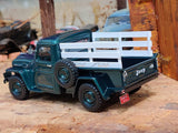 1954 Willys Jeep Pick Up 1:43 Neo Scale Model Car
