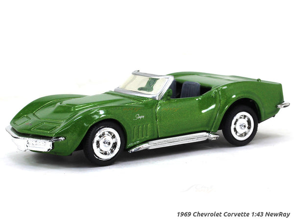 1969 Chevrolet Corvette 1:43 NewRay diecast Scale Model Car