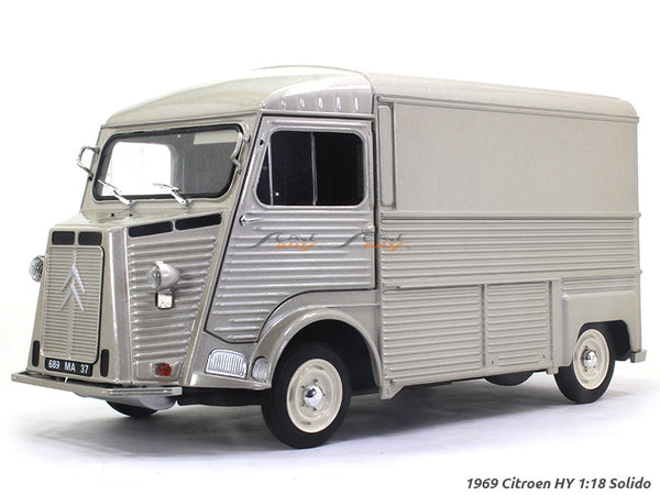 1969 Citroen HY 1:18 Solido diecast Scale Model Van
