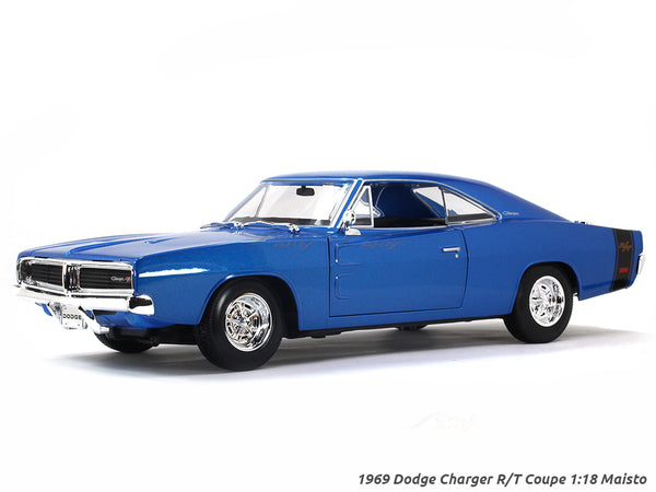 1969 Dodge Charger R/T Coupe 1:18 Maisto diecast Scale Model car