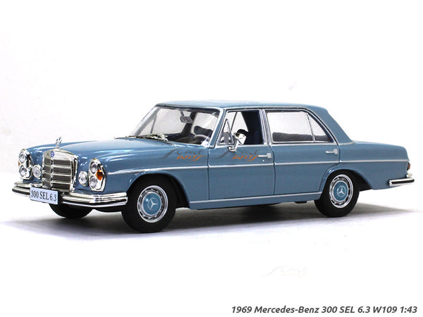 1969 Mercedes-Benz 300 SEL 6.3 W109 1:43 diecast scale model car
