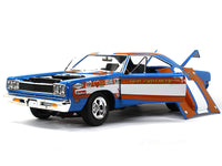 1969 Plymouth Road Runner 1:18 Auto World diecast scale model car
