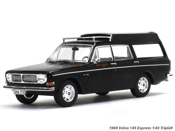 1969 Volvo 145 Express 1:43 Triple9 diecast Scale Model Car