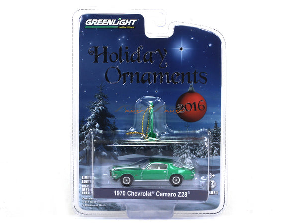 1970 Chevrolet Camaro Z28 1:64 Greenlight diecast Scale Model car