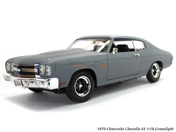 1970 Chevrolet Chevelle SS 1:18 Greenlight diecast Scale Model car