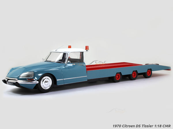 1970 Citroen DS Tissier 1:18 CMR diecast scale model car transporter