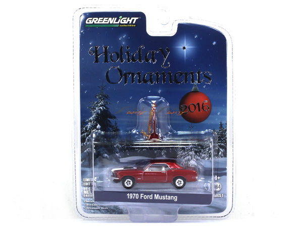 1970 Ford Mustang 1:64 Greenlight diecast Scale Model car