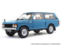 1970 Land Rover Range Rover 1:18 Almost Real diecast Scale Model Car