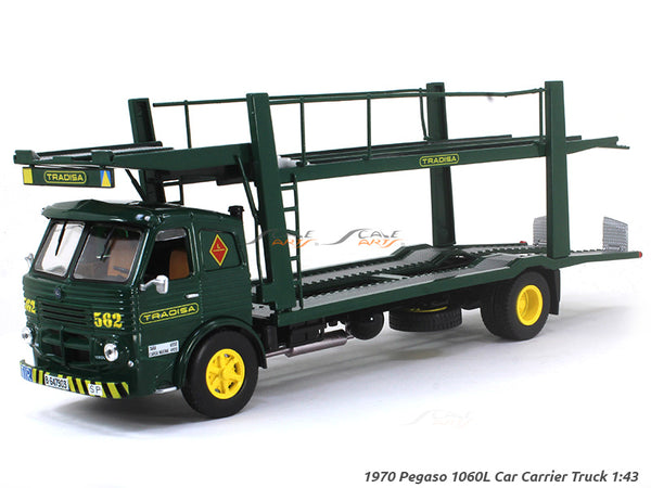 1970 Pegaso 1060L Car Carrier Truck 1:43 diecast Scale Model Truck