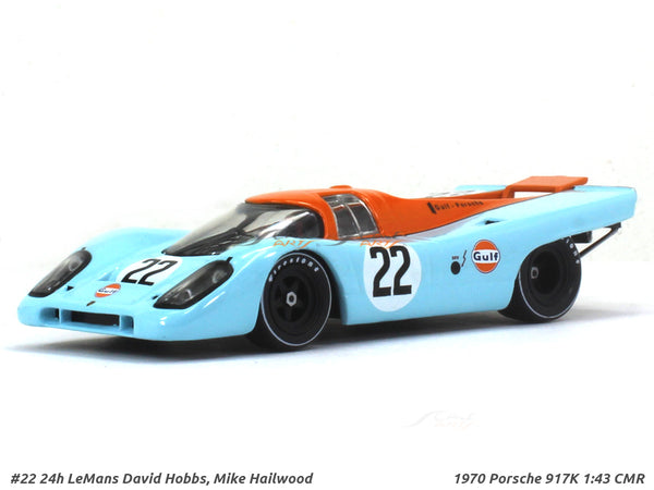 1970 Porsche 917K 1:43 CMR diecast Scale Model Car