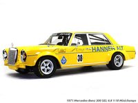 1971 Mercedes-Benz 300 SEL 6.8 1:18 Minichamps diecast scale model car