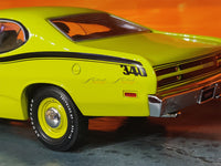 1971 Plymouth Duster 340 Hard Top 1:18 Auto World diecast scale model car