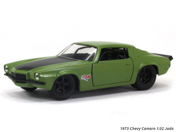 1973 Chevy Camaro Fast & Furious 1:32 Jada diecast Scale Model Car