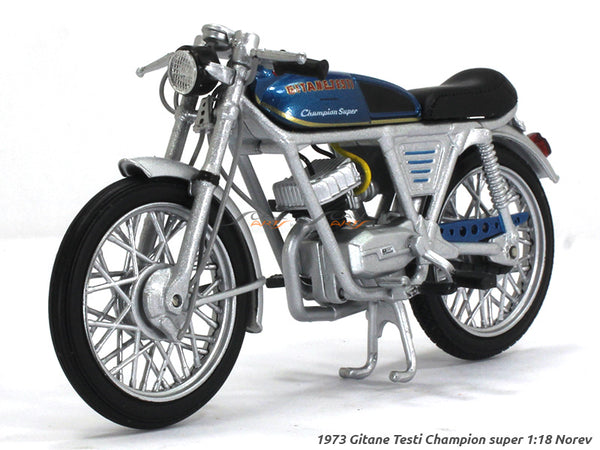 1973 Gitane Testi Champion 1:18 Norev diecast scale model bike