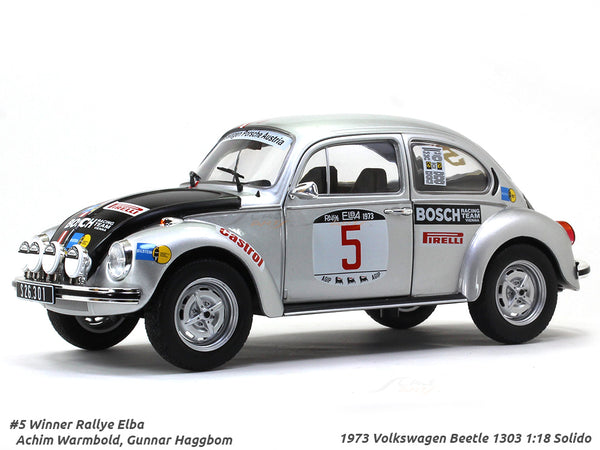 1973 Volkswagen Beetle 1303 1:18 Solido diecast scale model car
