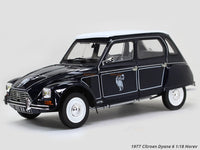 1977 Citroen Dyane 6 1:18 Norev diecast scale model car