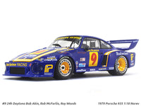 1979 Porsche 935 24h Daytona Bob Akin, Rob McFarlin, Roy Woods 1:18 Norev diecast scale model car