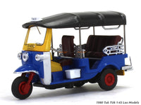 1980 Tuk TUk 1:43 Leo Models diecast Scale Model Car