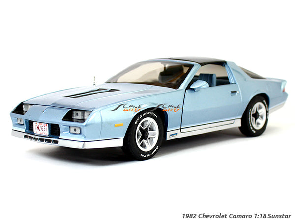 1982 Chevrolet Camaro 1:18 Sunstar diecast Scale Model car
