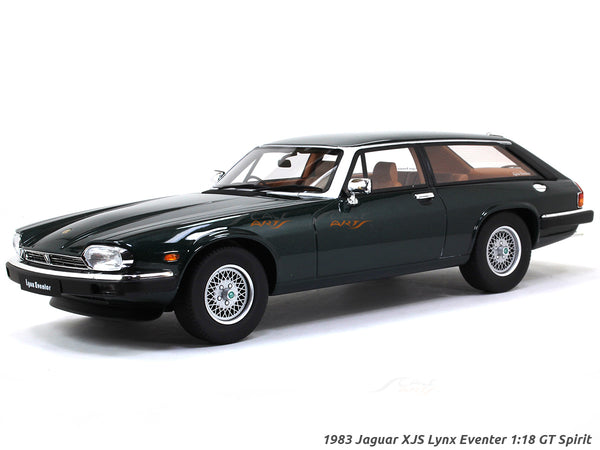 1983 Jaguar XJS Lynx Eventer 1:18 GT Spirit scale model car