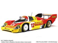 1983 Porsche 956K #12 Momo 1:18 Minichamps diecast scale model car