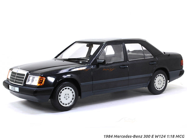 1984 Mercedes-Benz 300 E W124 1:18 MCG diecast Scale Model Car