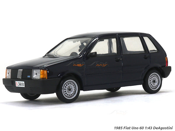 1985 Fiat Uno 60 1:43 DeAgostini diecast Scale Model Car