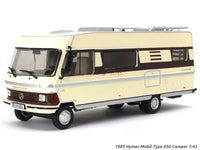 1985 Hymer Mobil Type 650 Camper 1:43 Atlas diecast Scale Model Bus