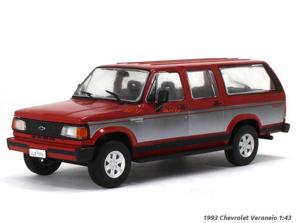 1993 Chevrolet Veraneio 1:43 diecast Scale Model Car