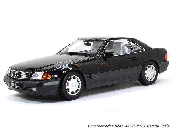 1993 Mercedes-Benz 500 SL R129 1:18 KK Scale diecast model car