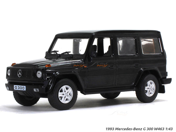 1993 Mercedes-Benz G300 V8 1:43 diecast Scale Model Car